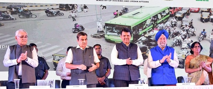 Mobility holds key to shaping  future of our cities: Fadnavis