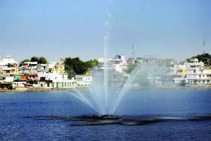 Mercury dips in Madhya Pradesh