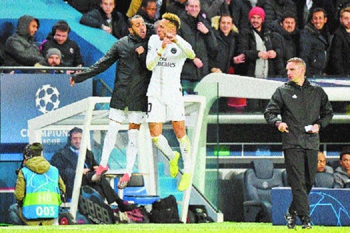 Neymar's PSG leave Klopp' men on the verge of exit