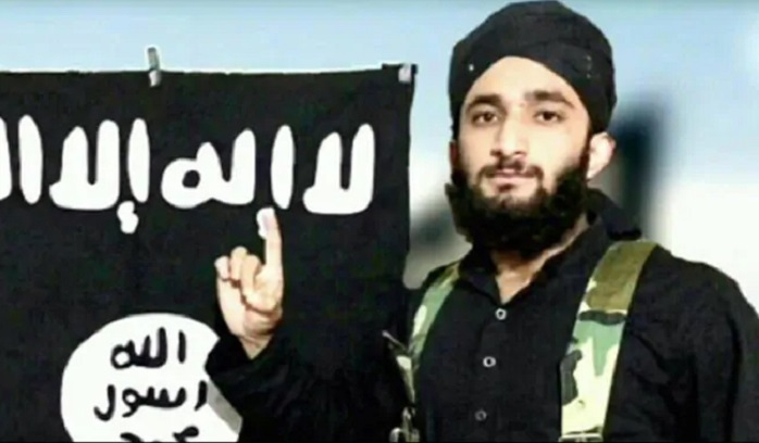 Kashmiri student Sofi joined IS