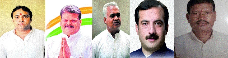 Cong names candidates for five Jabalpur seats