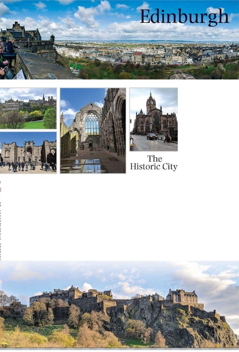 Edinburgh TheHistoric City