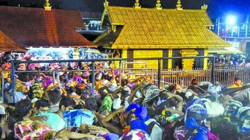 Tight security in Sabarimala as temple opens today