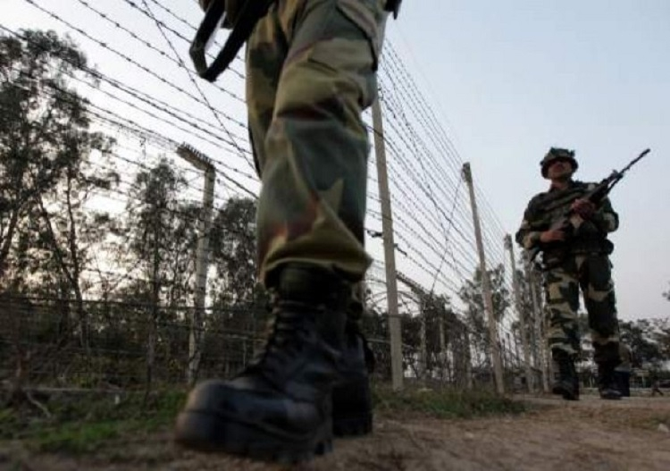 BSF jawan arrested for sharing info with Pak