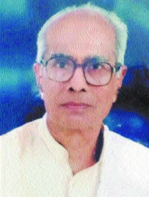 Vasudevrao Chorghade passes away
