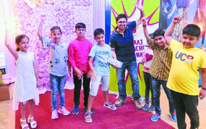 W&G conducts kids carnival