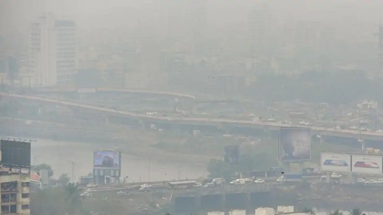 Ambient air quality feature 'disabled' from MPCB's info website