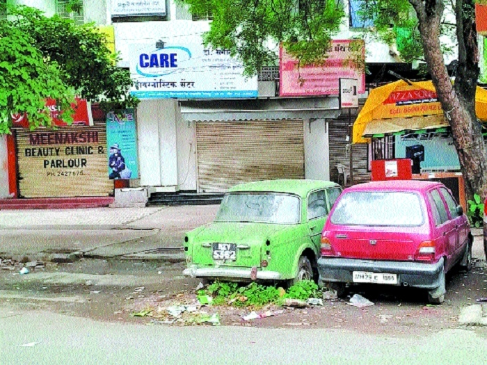 Govt directs police, RTO to seize abandoned vehicles