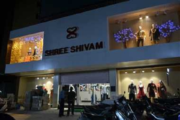 Diwali collection at Shree Shivam store