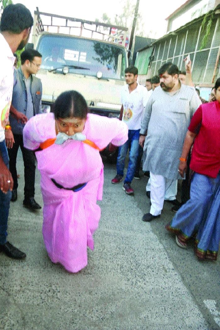 Shivraj, Modi govts to come back to power: Rajlaxmi Manda
