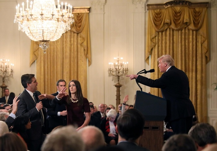 White House suspends press credentials of 'CNN' senior journalist