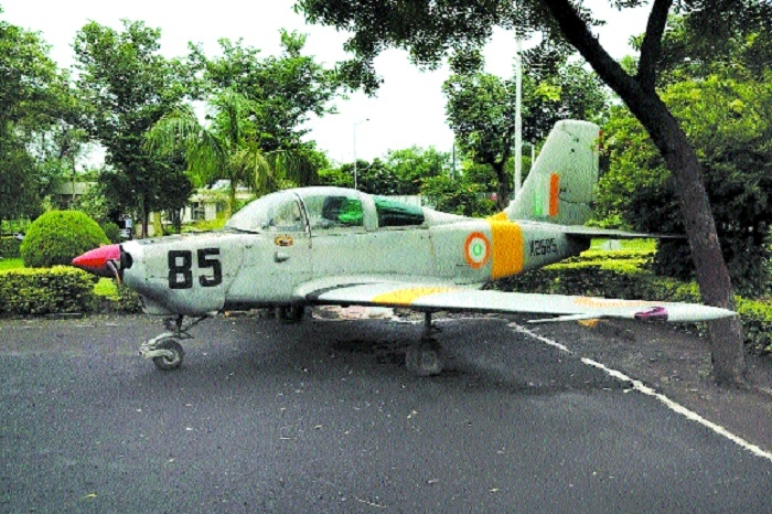 JNARDDC gets airframe of trainer aircraft