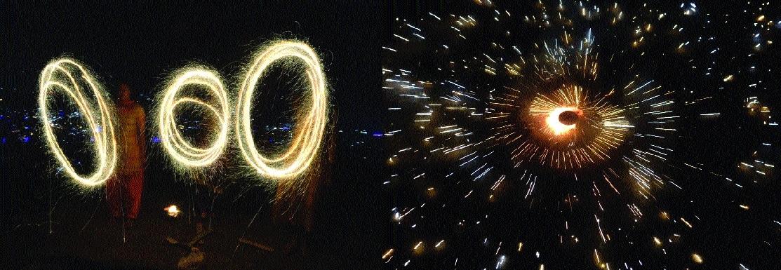 Enthusiasm, zeal mark Diwali celebrations across city