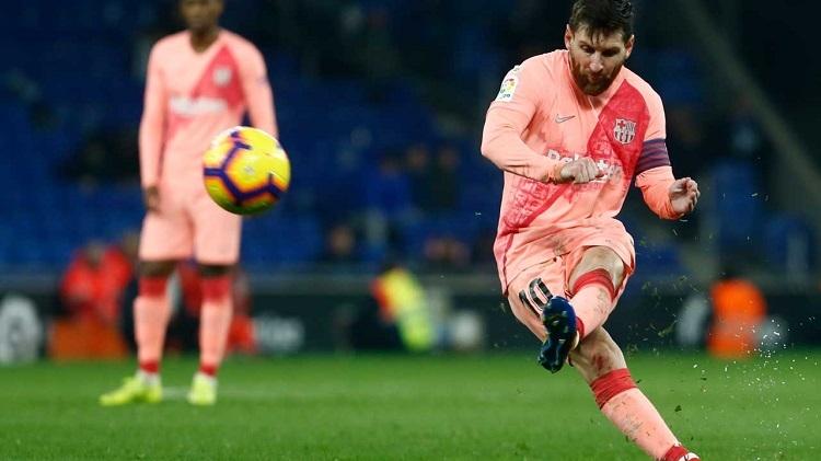 Barcelona thrash Espanyol