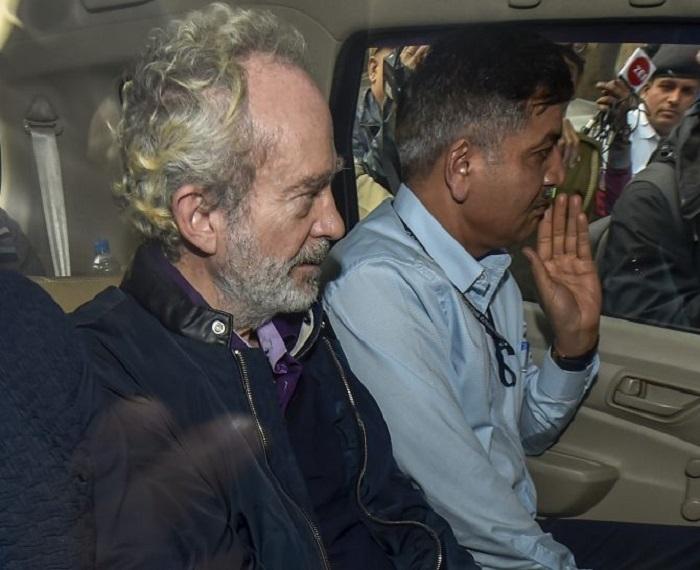 Court extends Michel's CBI remand by 5 days