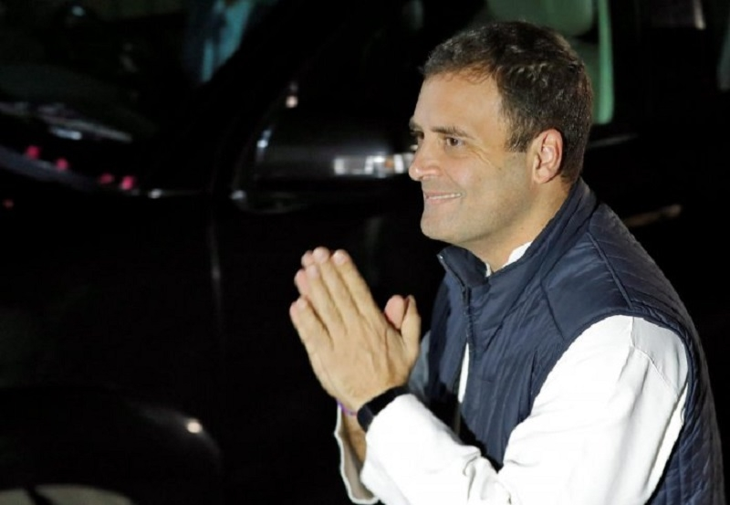 People are unhappy and it is time for change, says Rahul