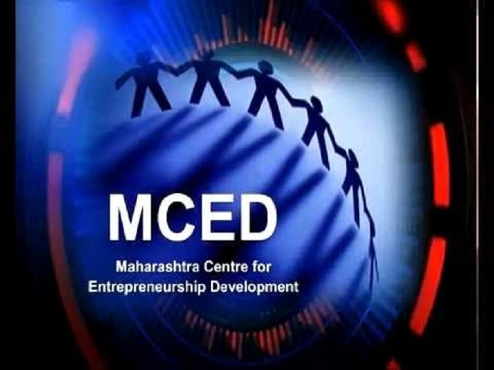MCED's workshop on paper bags making from December 19