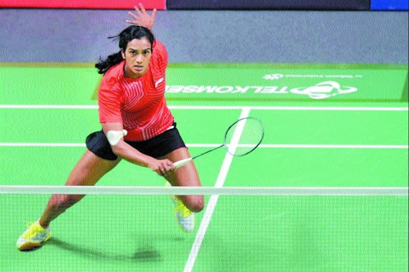 Sindhu ekes out hard fought win