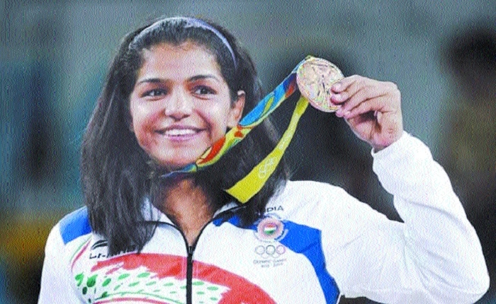 Working on how to end matches: Sakshi
