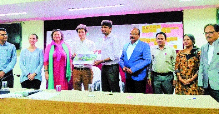AFD submits master plan for Nag riverfront devpt to Mpl Commr