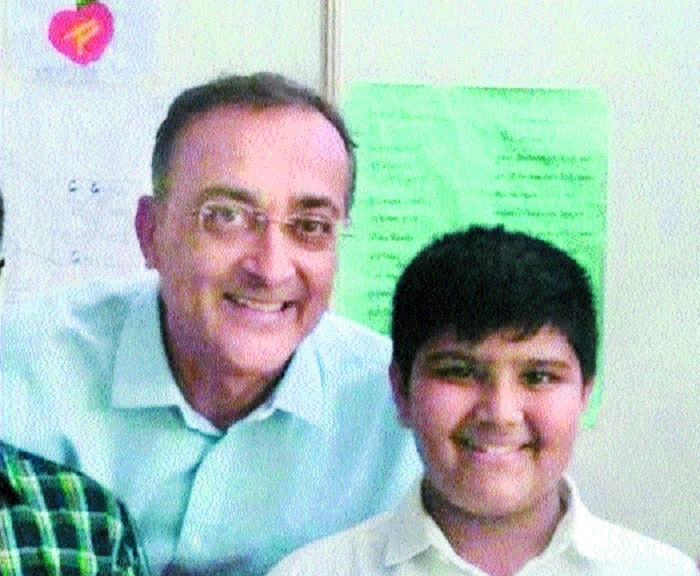 At 13, city's Joy joins the league of inventors