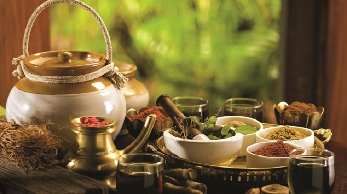 Ayurveda & UNIVERSAL HEALTH CARE