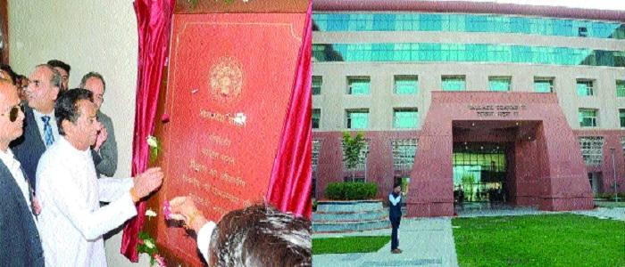 CM Kamal Nath dedicates newly constructed annexe of Mantralaya