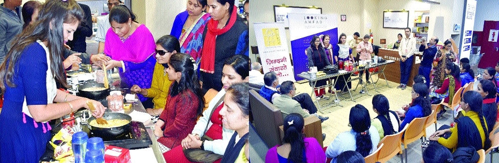 Exclusive workshops for Divyangs conclude