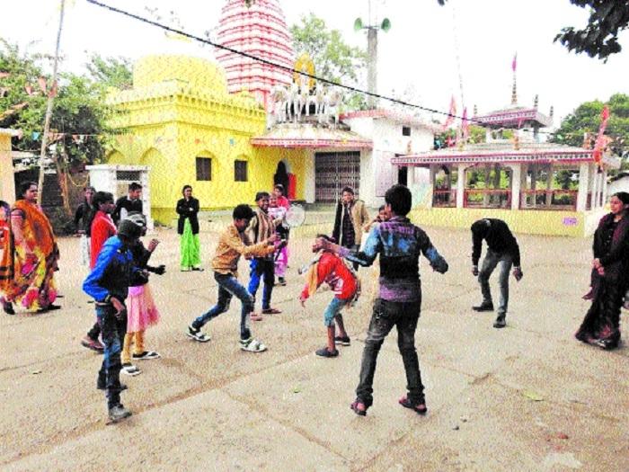 Divyang kids enjoy picnic at Suraj Kund