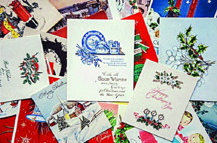 Greeting cards make a comeback
