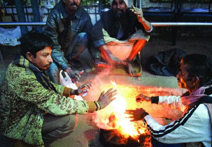 Bhopal shivers at 6.2 deg Celsius; lowest 3 deg in Khajuraho