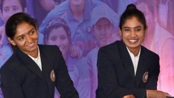Mithali, Harmanpreet remain ODI, T20 captains