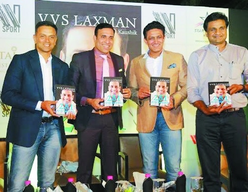 Laxman's 281 is the greatest innings played by an Indian cricketer: Dravid