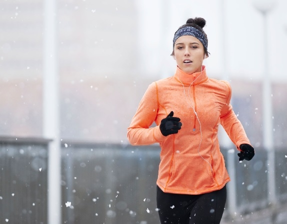 SAY 'YES' TO fitness THIS WINTER