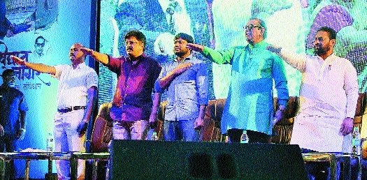 Unite to save Constitution of India: Kanhaiya to youths