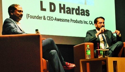 Create value in people's lives, says Hardas