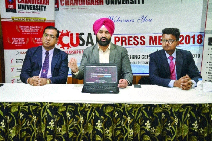 Chandigarh University launches nationwide career counselling