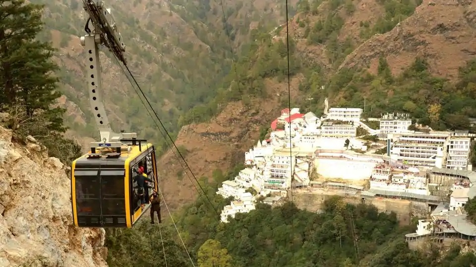 Travel to Vaishno Devi shrine becomes easier
