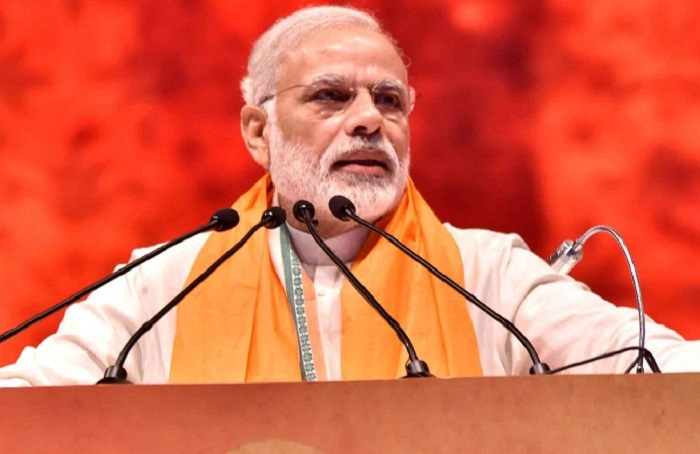 NDA Govt changed 'dilly-dallying' work culture of past: PM