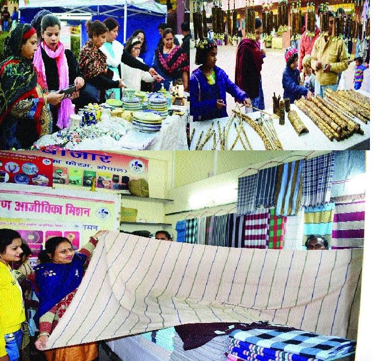 Aadi Mahotsav exhibiting spirit of ethnic jewellery, craft, culture