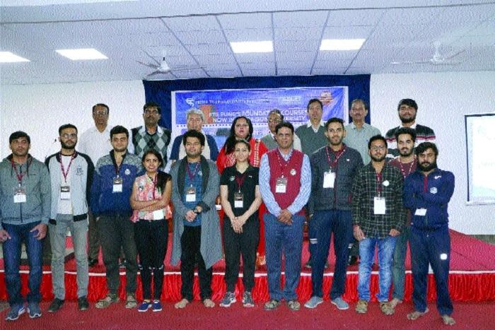 FTII's short course begins at GH Raisoni University