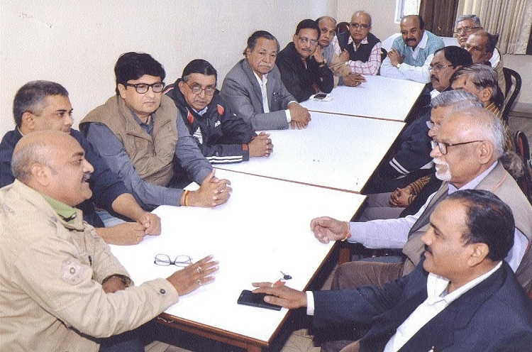 Hold Cabinet meeting in Jabalpur: ANMF