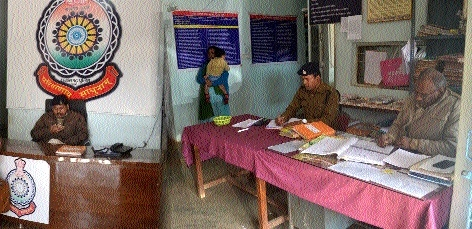 Cops clearing pending cases on priority