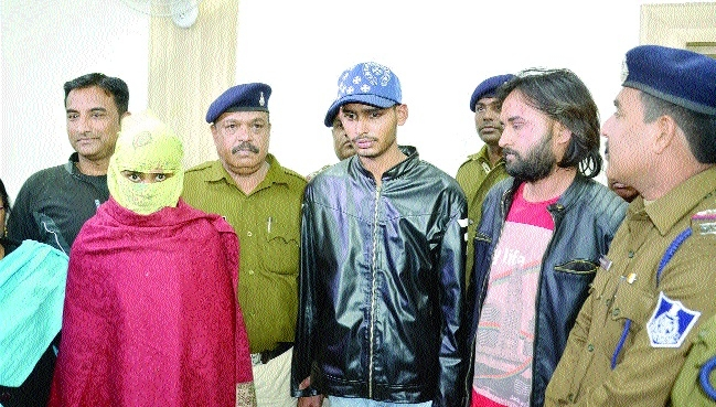19-yr-old engineering student concocts kidnapping story, held