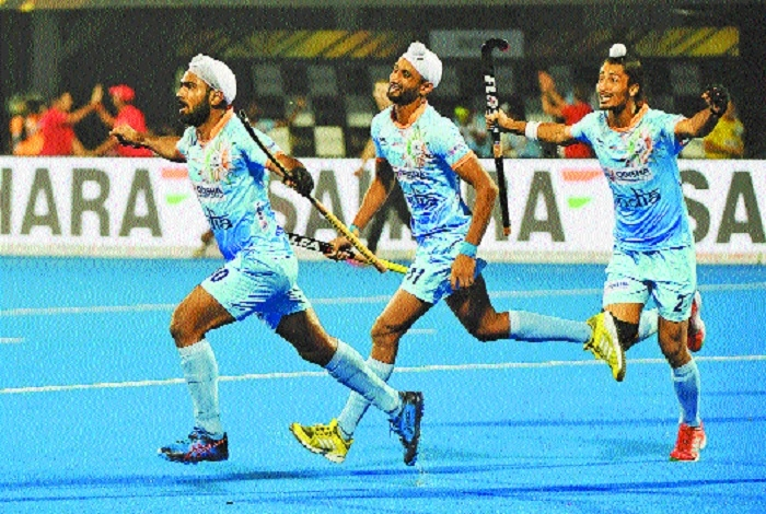 Spirited India settle for draw