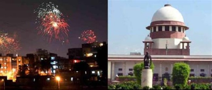 Ensure implementation of SC order on fire crackers on New Year: CPCB