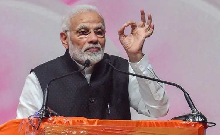 Achievements of 2018 will fill everyone with glory, says Modi