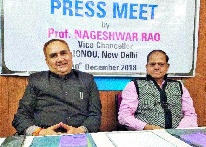UGC asks IGNOU to get accredited itself by NAAC