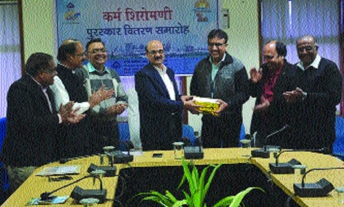 'Shiromani Award' distribution ceremony organised in BSP