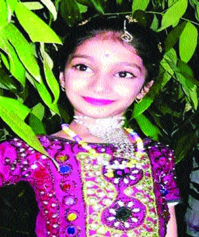 Budding poet from twin city, Preksha awarded 'Sahitya Ratna Samman'